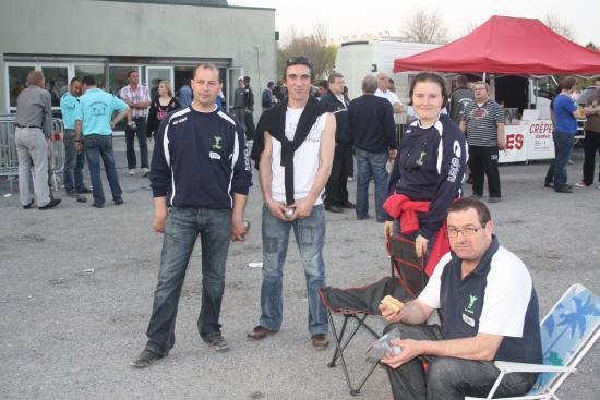 Championnat de l'Aisne Doublettes - 2 avril 2011