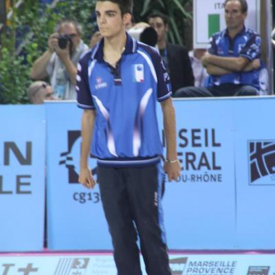 championnat du monde de pétanque 2012 à Marseille
